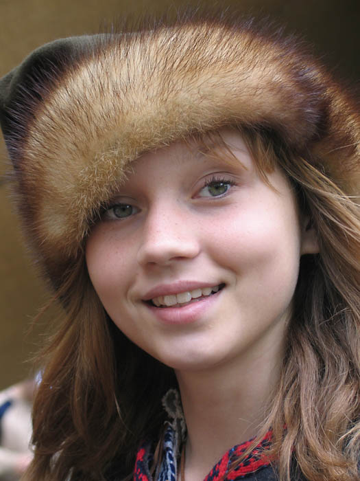 "photo ""Slavic girl"" tags: reporting, portrait, woman"
