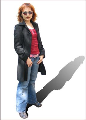 """фото """"Автопортрет Светлана Light and darkness"""" метки: жизнь ФФ, портрет, женщина"""