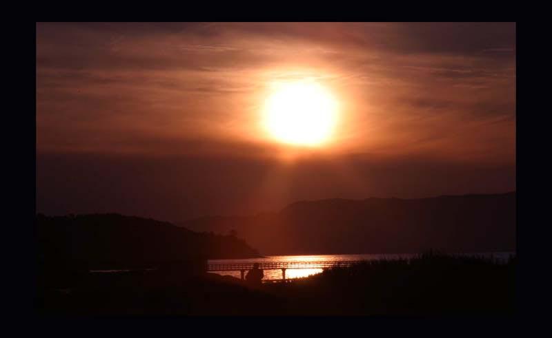 "фото ""Yestreday evening"" метки: пейзаж, закат"