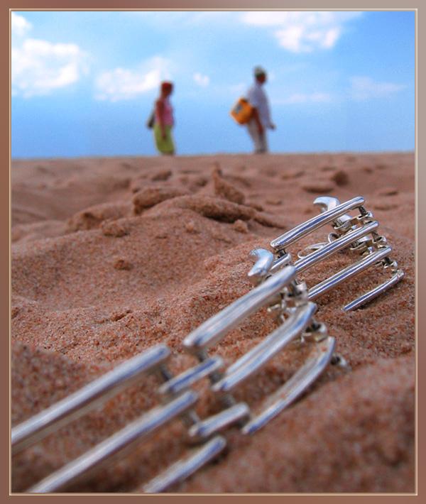 """фото """"The lost bracelet"""" метки: жанр, природа,"""