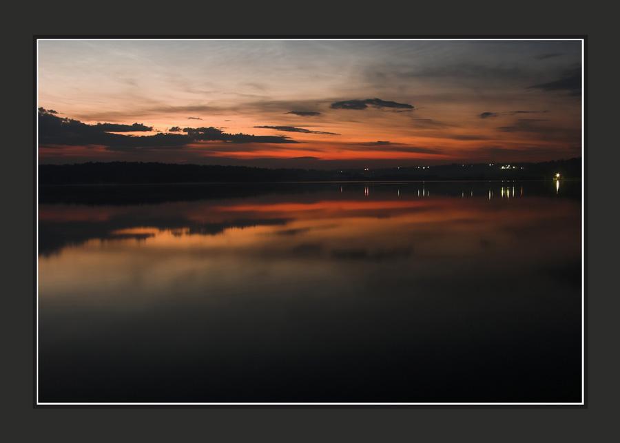 """photo """"Kaluga#2"""" tags: landscape, sunset"""