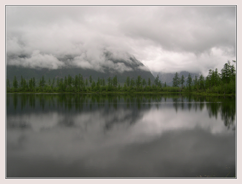 "photo ""Sounds Of Silence"" tags: landscape, clouds, water"
