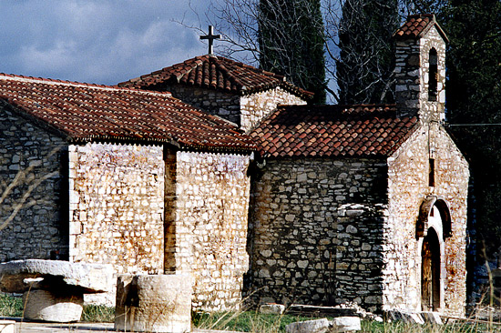 "photo ""Old Church"" tags: architecture, landscape,"