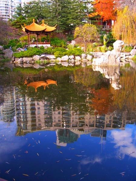 "фото ""Sad Reflections"" метки: путешествия, пейзаж, Азия, вода"