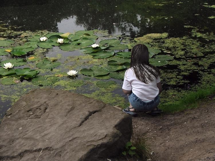 """photo """"Little Mermaid"""" tags: portrait, landscape, children, water"""
