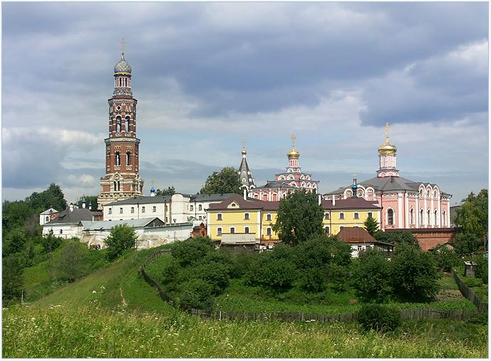 """фото """"Иоано-Богословский монастырь"""" метки: архитектура, пейзаж,"""