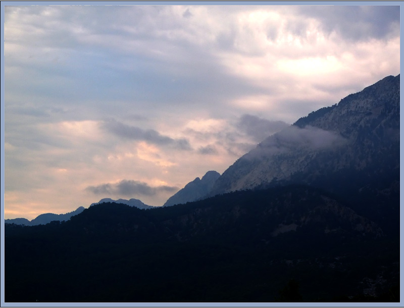 "photo ""***"" tags: landscape, mountains, sunset"