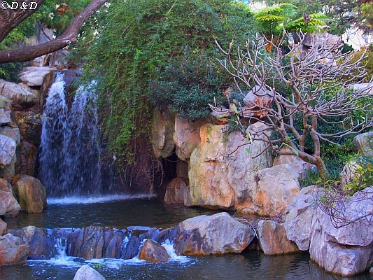 "photo ""Waterfall"" tags: travel, landscape, Asia, water"