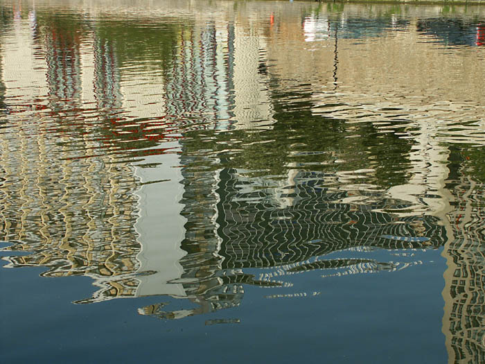 "photo ""Water abstraction"" tags: landscape, water"