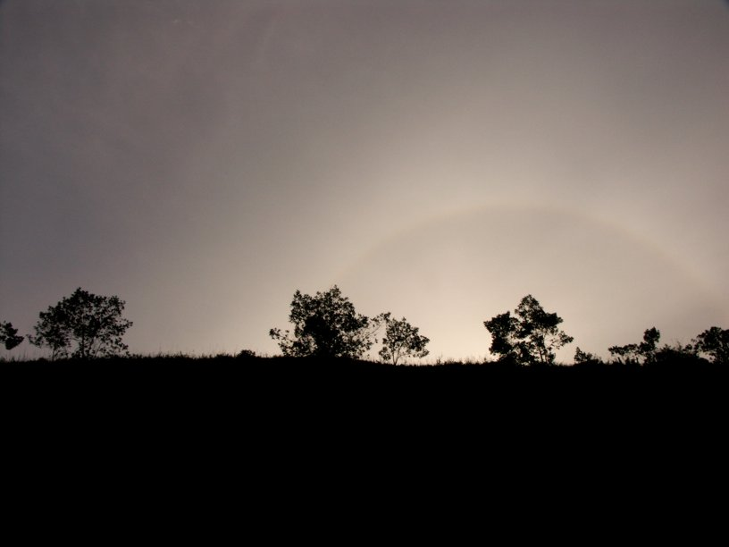 "photo ""Halo"" tags: landscape, nature, sunset"
