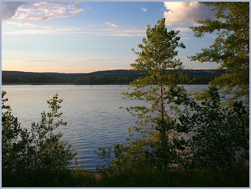 "photo ""Calmness"" tags: landscape, summer"