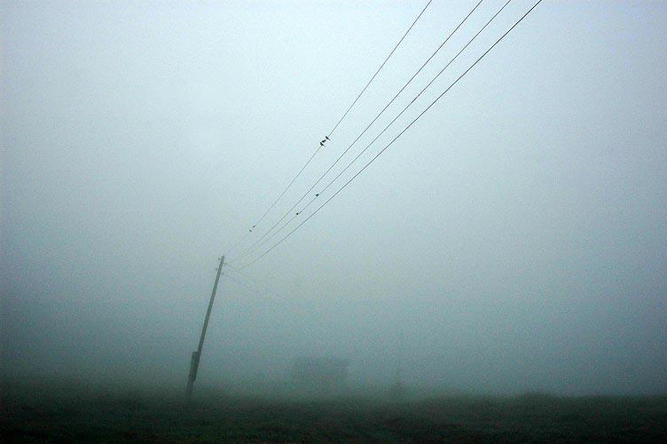 "photo ""Fog"" tags: landscape, summer"