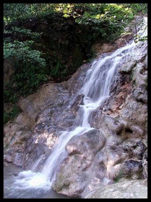 "фото ""Turgut Waterfall"" метки: пейзаж, натюрморт, горы"