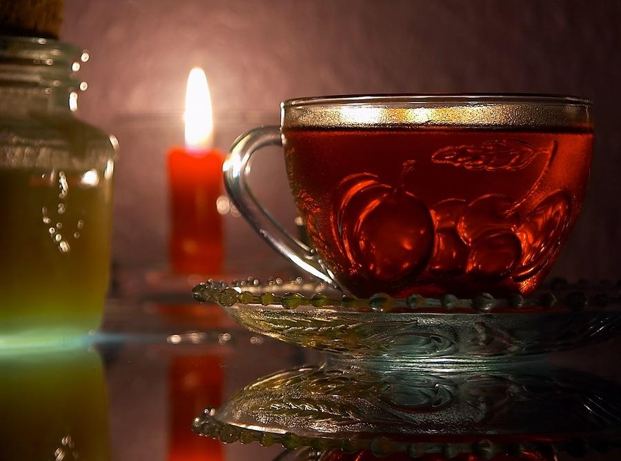 "photo ""Tea with honey"" tags: still life, misc.,"