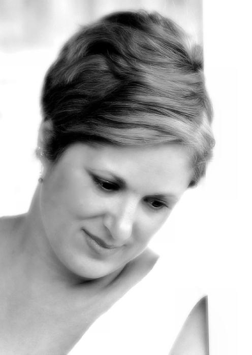"""фото """"Dreamer"""" метки: портрет, черно-белые, женщина"""