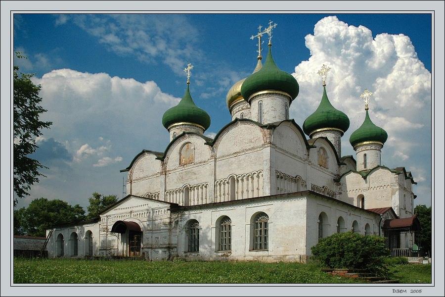 "photo ""Suzdal "" tags: architecture, landscape,"
