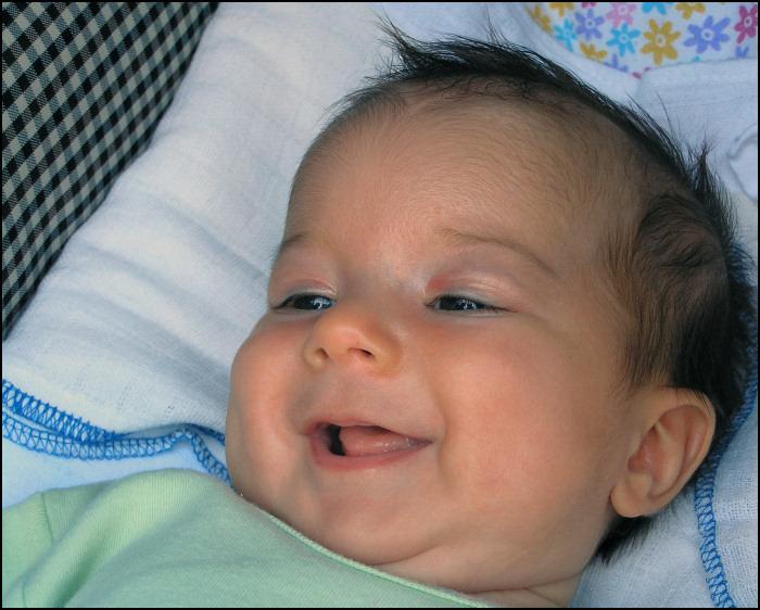 """photo """"Smile"""" tags: portrait, children"""