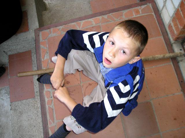 """photo """"a son"""" tags: portrait, children"""