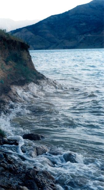 """фото """"О берег..."""" метки: пейзаж, вода"""