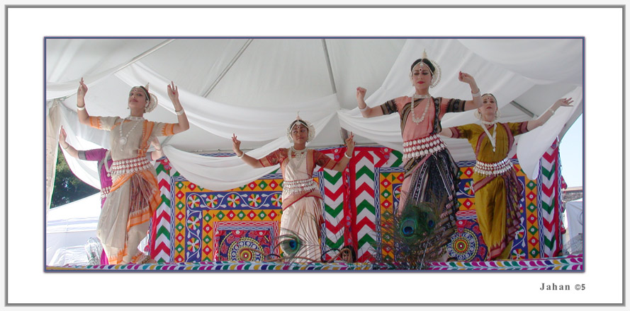 "photo ""Indian Dance Ensemble- 1"" tags: portrait, reporting,"