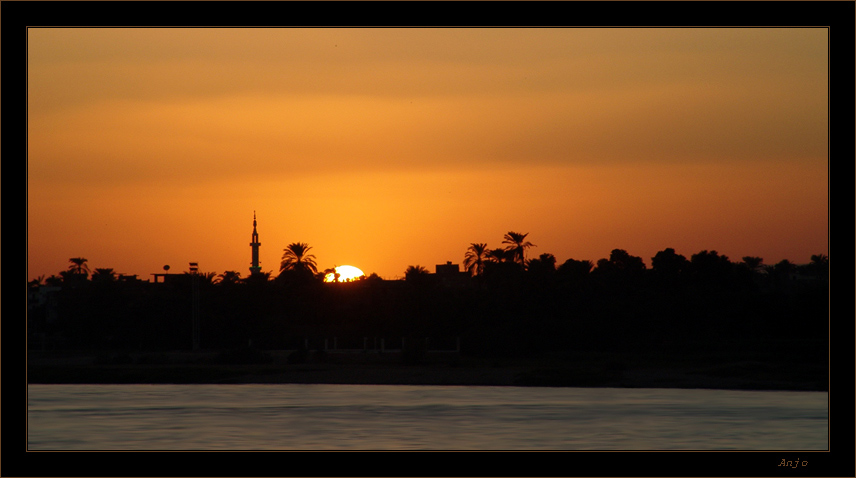 "photo ""see tomorrow"" tags: travel, landscape, Africa, sunset"