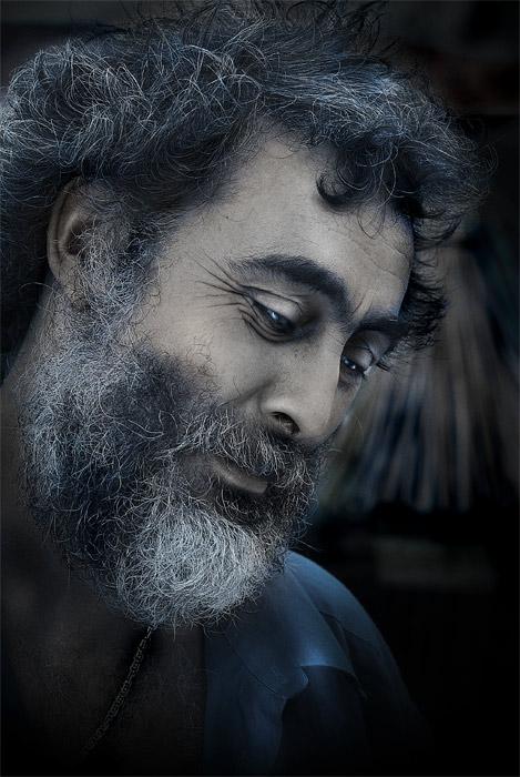 """фото """"King of sorrow"""" метки: портрет, мужчина"""