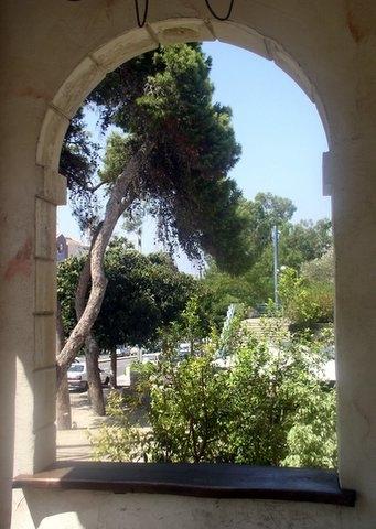 """фото """"Haifa's German Colony2"""" метки: архитектура, пейзаж,"""
