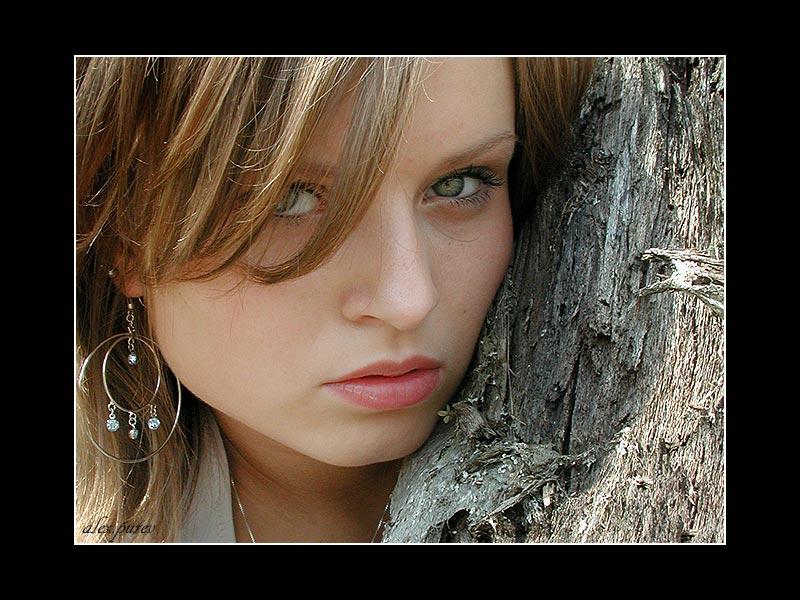 "photo ""Katya..."" tags: portrait, woman"