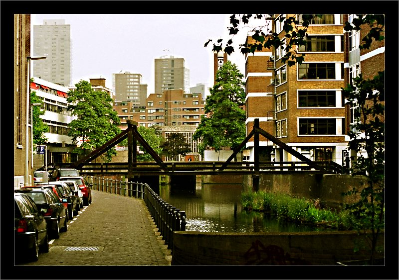 "photo ""Rotterdam"" tags: travel, Europe"