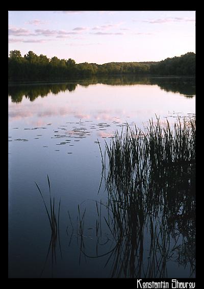 "photo ""Arkhangelskoe"" tags: landscape, summer, water"