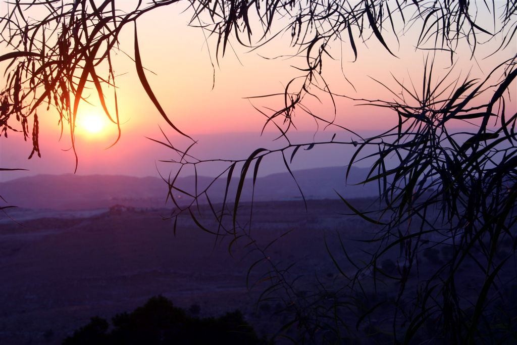 "photo ""7838"" tags: landscape, sunset"
