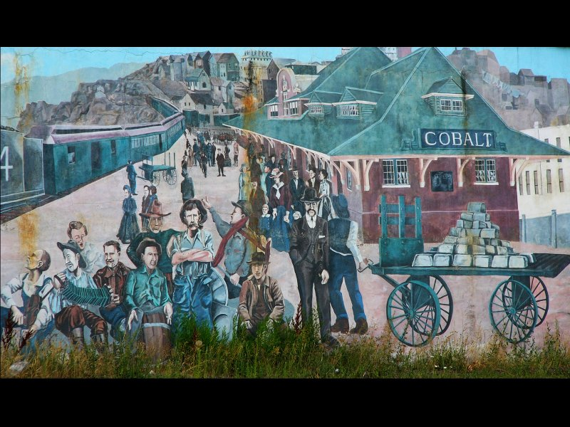 "photo ""Mural"" tags: travel, North America"