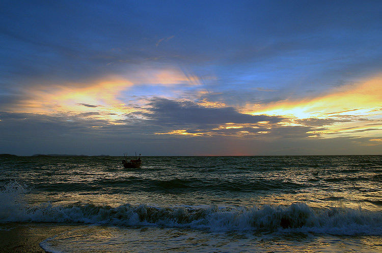 "photo ""Smell of the sea"" tags: travel, landscape, Asia, sunset"