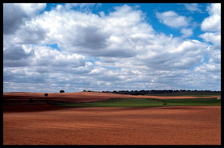 "photo ""de España plena libertad"" tags: landscape, travel, Europe, summer"