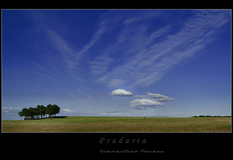 "фото ""Prairie"" метки: пейзаж, природа, облака"