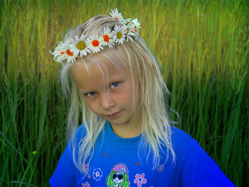 """фото """"добрая фея"""" метки: портрет, дети"""