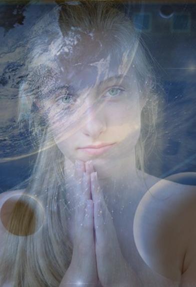"фото ""Venus"" метки: фотомонтаж, портрет, женщина"