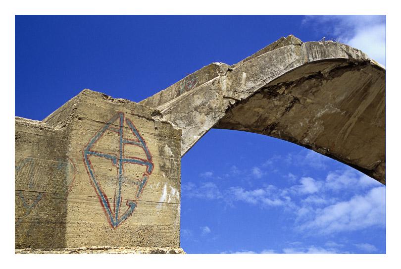 """photo """"Old Bridge"""" tags: landscape, misc.,"""