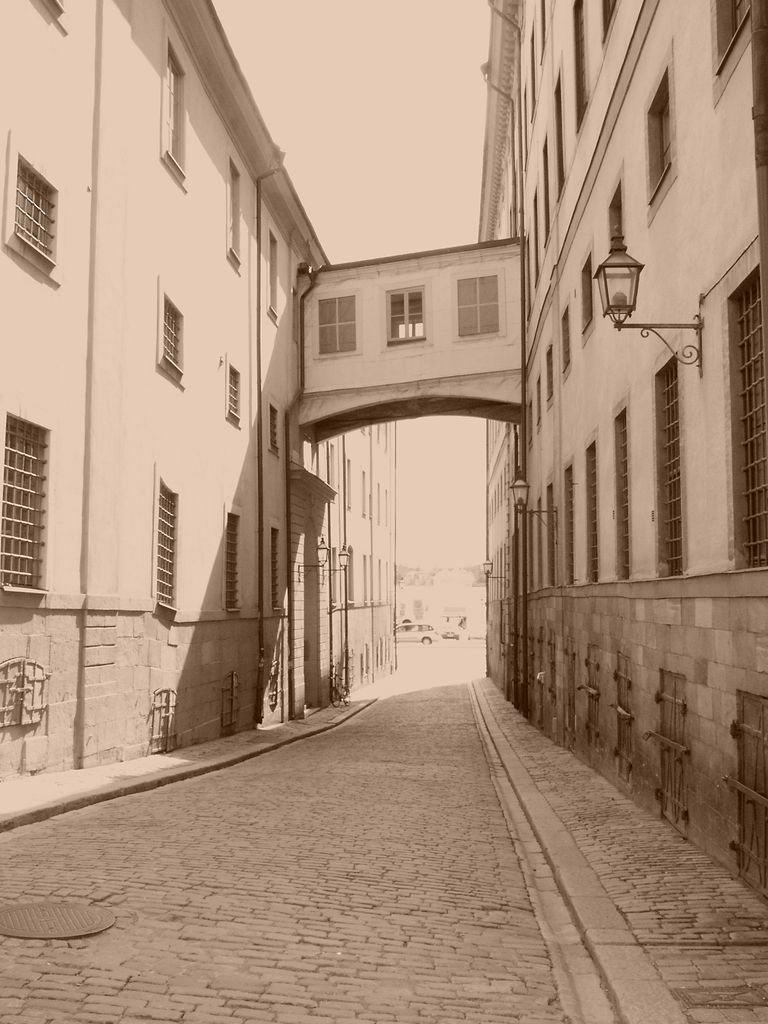 "photo ""Stockholm"" tags: montage, architecture, landscape,"
