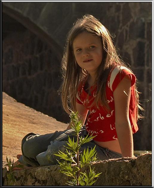 """фото """"Олеся"""" метки: портрет, дети"""