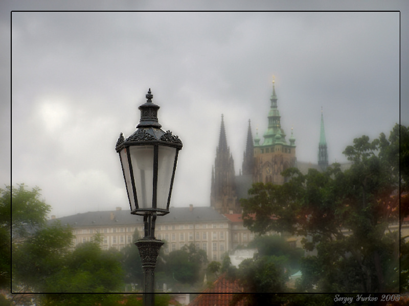 "photo ""Fairy tales of Prague #2"" tags: architecture, travel, landscape, Europe"