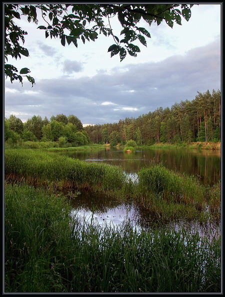 "photo ""Viliya"" tags: landscape, water"