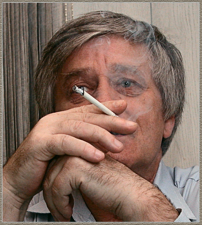 "photo ""Yura Tjapin died"" tags: portrait, PF life, man"