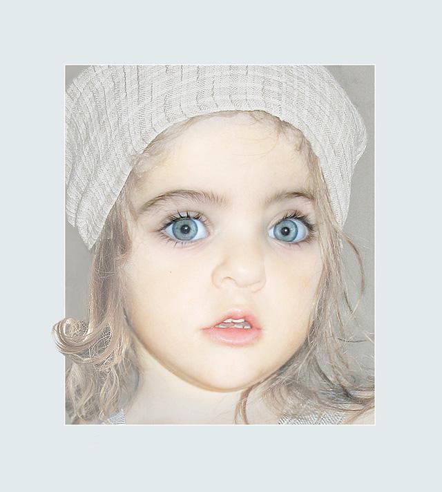 "photo ""Maria"" tags: portrait, children"