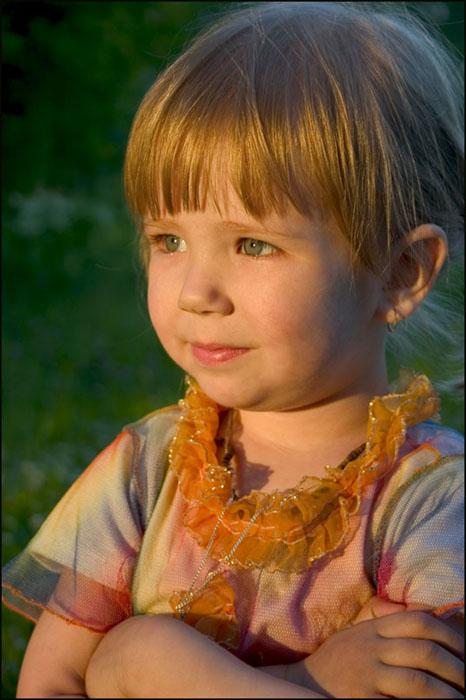 """photo """"Solar Soul..)"""" tags: portrait, children, woman"""