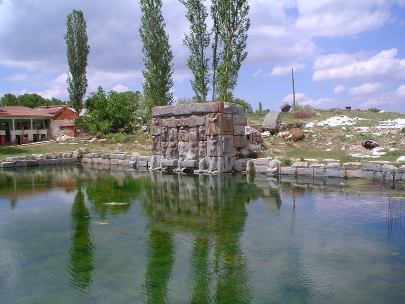 "photo ""Besehir/Eflatun Sipringwater"" tags: landscape, water"