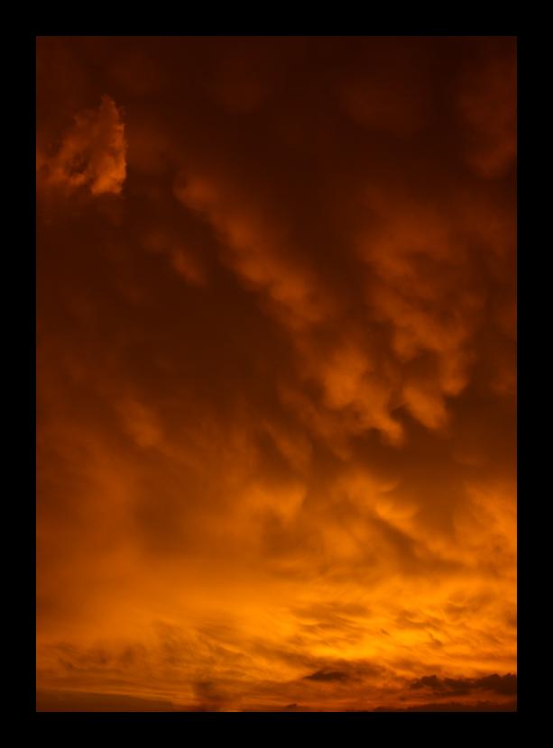 "фото ""Alien Sky"" метки: пейзаж, облака"