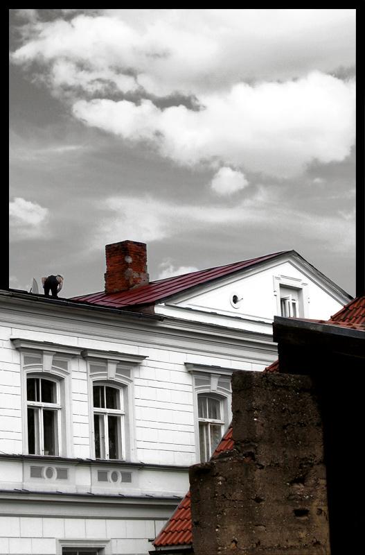 """фото """"roof"""" метки: жанр, архитектура, пейзаж,"""