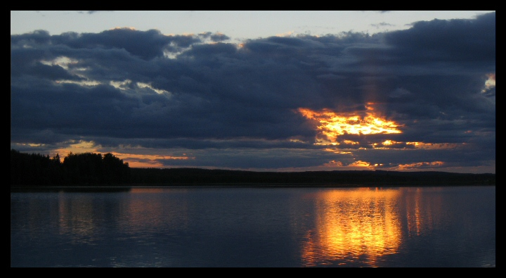 "photo ""Nilakka"" tags: landscape, sunset, water"