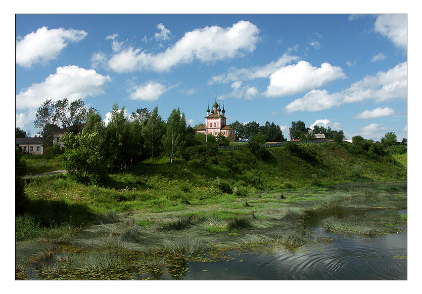 "photo ""Sketches of province - Kashin (repost)"" tags: travel, landscape, Europe, water"
